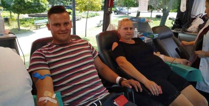 Akcja zbiórki krwi Radzymin w lipcu