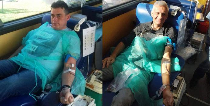 Akcja zbiórki krwi w Radzyminie