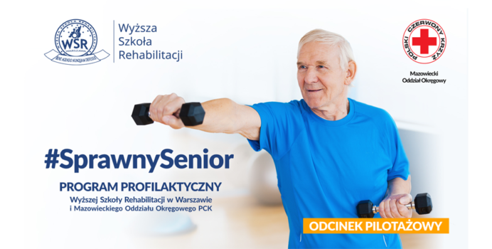Senior sprawny
