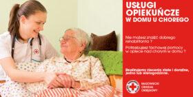 Usługi opiekuńcze w MOO PCK