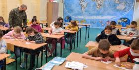 Akcja edukacyjna HDK PCK SRO 54